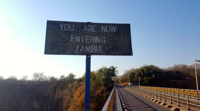 Issuance Of Border Passes At Victoria Falls Border Control