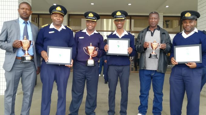 Immigration Scoops Multiple Awards At The Africa Public Service Day Celebrations